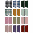 HEAD CASE DESIGNS PLAID LEATHER BOOK WALLET CASE FOR SAMSUNG GALAXY TAB S2 9.7