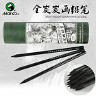 24pcs Marie's Charcoal Pencil For Drawing Soft Painting Sketch Pencil Set Artist