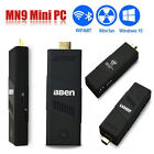 Mini PC Computer Stick Quad Core 1.84GHz 1080P Win10 4G 64G RAM Quad Core