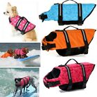 Pet Dog Save Life Jacket Pet Dog Swimming Preserver Large Dog Clothes Swimwear