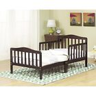 Orbelle Trading 3-6T Boys & Girls Wood Toddler Bed Kids Bedroom Furniture New