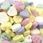 Cute Hearts - Valentines Candy - Pick a Size! - Free Expedited Shipping