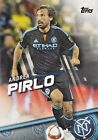 2016 Topps Major League Soccer Base Card SP Short Print Different Variations