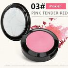 Face Mineral Pigment Blusher Blush Powder Baked Cheek Color Brozer Comestics