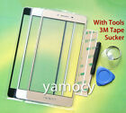 Outer Glass Screen Lens Replacement For Oppo R7 Plus R7s R7 R9 With Tools +Tape