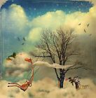 3D Tree And Lovely Animals 9 Paper Wall Print Wall Decal Wall Deco Indoor Murals