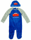 Boys Cars Lightning McQueen Romper & Hat Set 3 to 24 Months CLEARANCE SALE