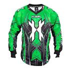 *NEW* HK Army HSTL Line Paintball Jersey - Neon Green