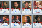 True Blood  - Autograph Card Selection NM Rittenhouse