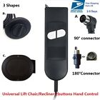 UP/DOWN REMOTE HAND CONTROL FOR LIFT CHAIR RECLINER SOFA,PRIDE,LIMOSS,OKIN,MEDli