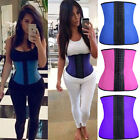Lover Beauty Women's Latex Underbust Corset Waist Training Cincher 9 Steel Bone