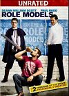 NEW DVD // ROLE MODELS - UNRATED - Seann William Scott, Paul Rudd, Christopher M