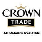 Crown Trade Paint, Any Crown Paint Mixed to Order Matt, Mid Sheen or Silk