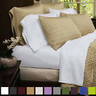 4 Piece Set: Original Best Bamboo Rayon from Bamboo Egyptian Comfort Bed Sheets