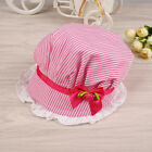 Babies Infant Lace Ruffles Bowtie Soft Comfortable Warm Heawear Casual Hat