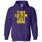 Custom Toon HOODIE - Personalized Cartoon Comic Funny Silly Hooded Sweatshirt