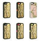 Lot/6 Protective Camouflage Defender Case for Apple iPhone 5 5S SE Wholesale