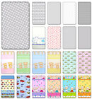BABY COT SHEET FOR MATTRESS BASKET CRIB COT COTBED JUNIOR BED COTTON BABYMAM