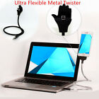 Ultra Flexible Metal Twister for iphone Android Cable Dock&Tripod Phone Hold