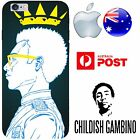 Case Cover Silicone RnB Music Rapper Hiphop Kendrick Lam Childish Gambino $6.81 USD on eBay