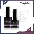 LA JOLIE MIDI BASE TOP PER SMALTO UNGHIE SEMIPERMANENTE 7 ML 12 ML FINISH