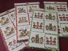 Christmas The Jingles Craftstyle Buzzcraft Die-cut Toppers & 2 Backing Card sets