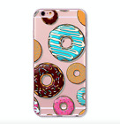 Eat my Case DOUGHNUTS Sweets Candy Food Funny Novelty Tpu Gel Phone Case Cover