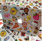 Hello Kitty Stickers Waterproof for Laptop Car Luggage Scrapbook Decals