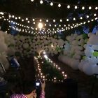 10m 38 Balls Waterproof LED String Lights For Party Christmas Outdoor Fairy Room