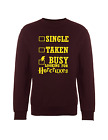 Inspired Property Horcrux Quidditch Harry Funny Potter Burgundy Unisex Jumper
