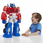 "New Transformers 22"" Epic Optimus Prime Rescue Bots Playskool Hasbro Official"