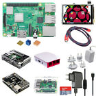 Raspberry Pi 3 Model B+ (B Plus) Quad 1.4GHz Wifi Bluetooth Starter Advanced Kit