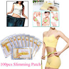100Pc Slim Patch Diet Slimming Fast Weight Loss Effective Burn Fat Adhesive Pads $4.99 USD on eBay