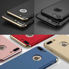 Luxury Ultra-thin Shockproof Full Protective Hard Back Case Cover Apple iPhone