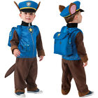 Kids Paw Patrol Chase Costume – Official Licensed Police Dog Kids TV Film Outfit