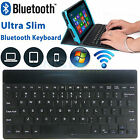 Aluminum Ultra Slim Mini Wireless Bluetooth 3.0 Keyboard for Windows Tablet PC