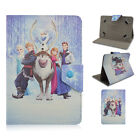 """Universal PU Leather Stand Flip Cover Cases For 7"""" 8"""" 10"""" 10.1"""" Android Tablets"""