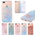 Diamond Sparkle Quicksand Dynamic Liquid Water Bling Glitter Cover iPhone 6 7 7P