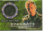Stargate SG-1 Autograph Costume And Relic Card Selection NM Rittenhouse Archives