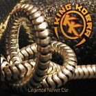 KING KOBRA-LEGEND NEVER DIE (DIG)-CD2 MAUSOLEUM NEU