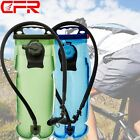 TPU Water Bladder Bag BackPack Hydration System Pack Outdoor Camping Blue US GG