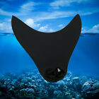 UK Adult Kids Mermaid Tails Swimming Diving Monofin Swimmable Fin Flippers
