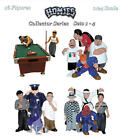HOMIES 1/24TH SCALE NEW FIGURE SCARCE EDITION SETS 1,2,3,4 RETIRED 2004 YOU PICK