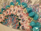 **Large TROLLS themed sweet cones,party bags,pre filled sweet cones PERSONALISED