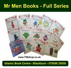 Islamic Mr Men Books ( Brother & Little Sisters ) Tales from Dhikarville (New)