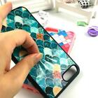 Luxurious Fish Scale Protective Skin Soft Silicone Case Cover For iPhone 7 plus