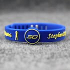 Stephen Curry silicone wrist band / LeBron James sports bracelet can be adjusted