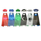 PJ cape and masks set Costume Luna girl, Catboy, Owlette birthday party favors