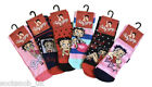 Womens Ladies fun Betty Boop socks, Gift, Multi pack, 4-8 uk, 37-42 ,5-9 us £8.99 GBP