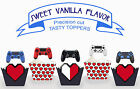 Ps4 Gaming Controller Computer Game Tech Party Cupcake Toppers Cup Cake